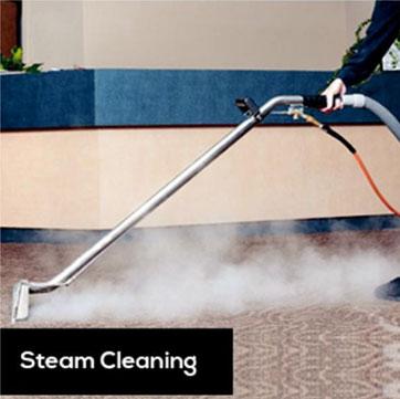 steam-cleanign