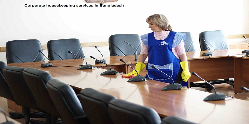 corporate housekeeping services in Bangladesh